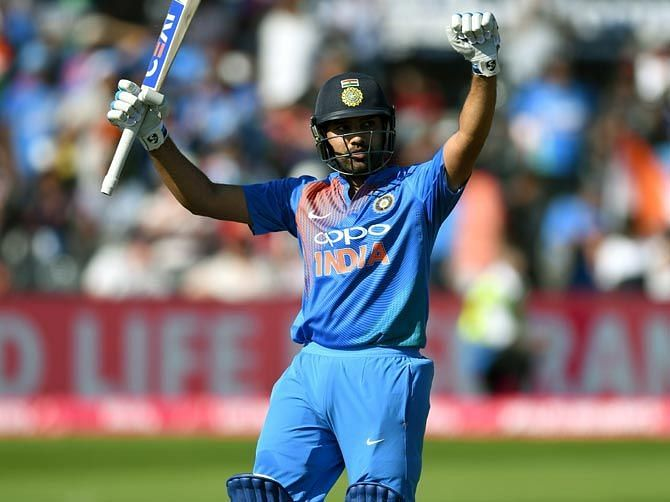 Image result for Rohit T20I 100 vs England