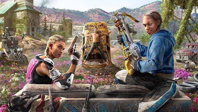 Far Cry New Dawn: Featuring antagonists