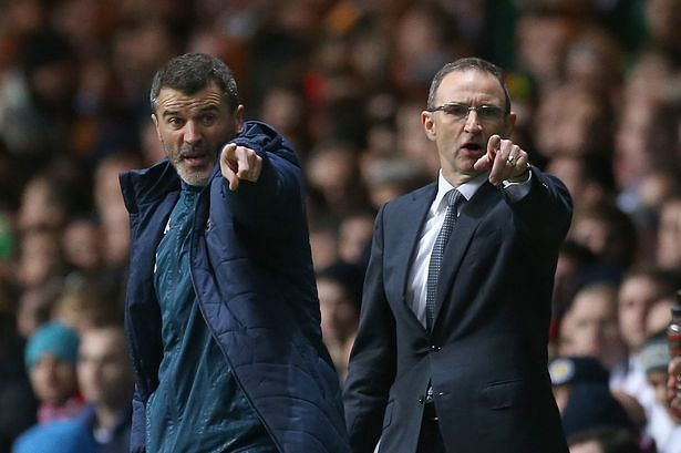 Martin and Keane set to be reunited at Nottingham Forest.