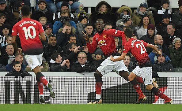 Manchester United will account for a considerable share of the limelight in January