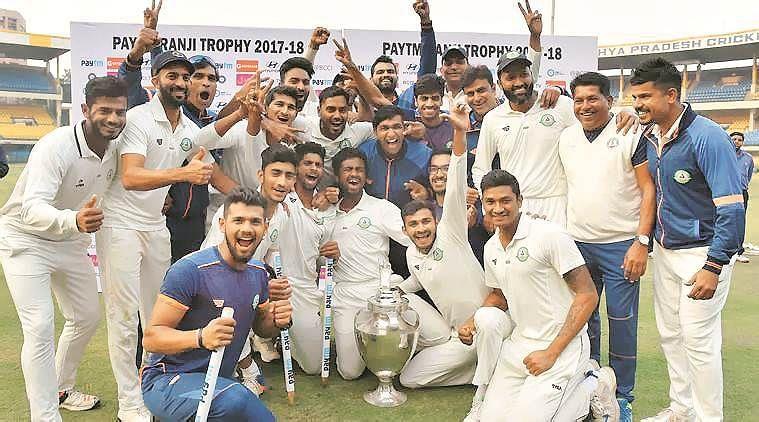 Image result for ranji trophy 2018-19