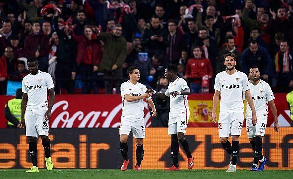 Sevilla secured an impressive home win