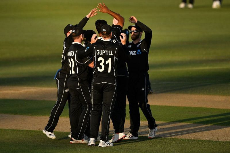Newzealand Win the series as 2-1