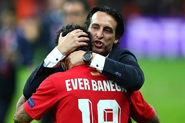 A move to re-unite Emery with Banega has almost certainly been ruled out