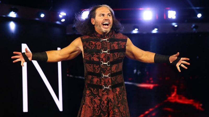 Would you want to see in Broken Matt Hardy in AEW?