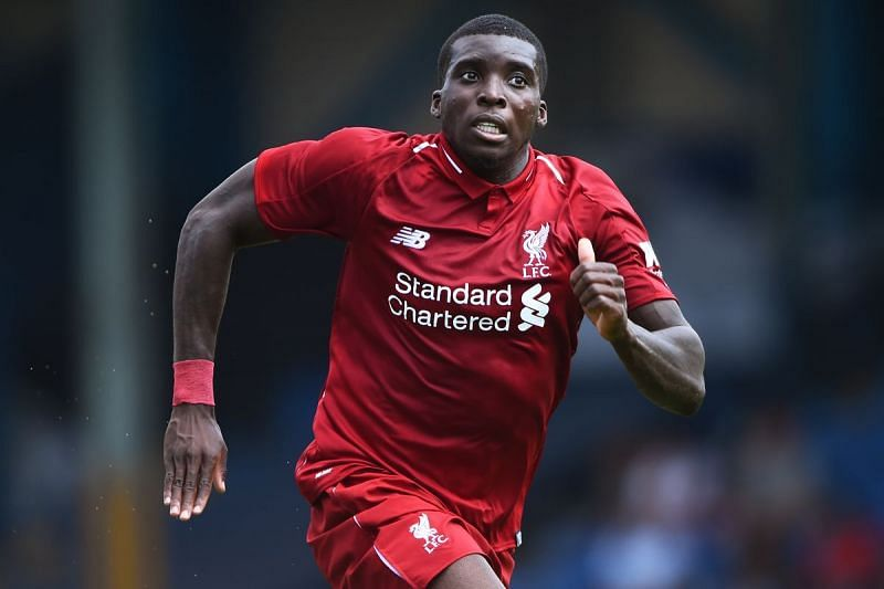 Ojo is still contracted to Liverpool