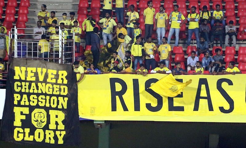 The ties make for grim reading in Kochi these days (Photo: ISL)