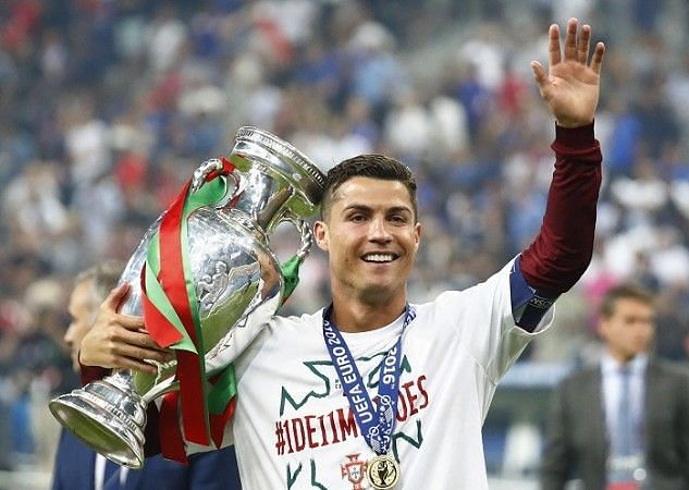 Cristiano Ronaldo is easily and greatest footballer of all time