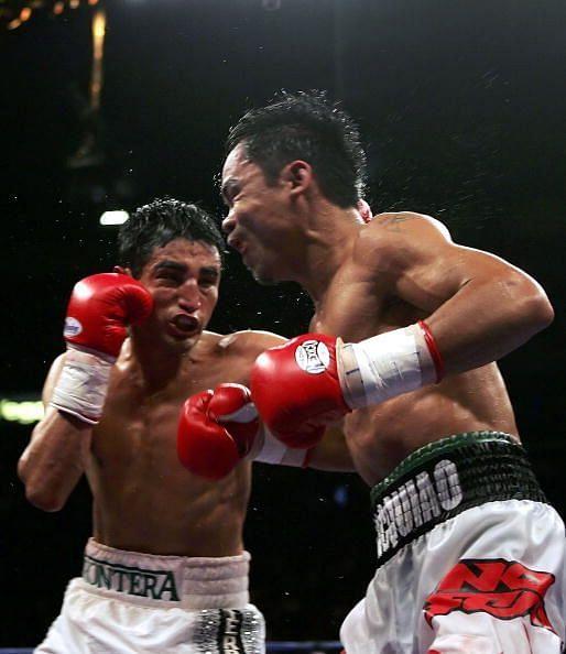 Erik Morales v Manny Pacquiao