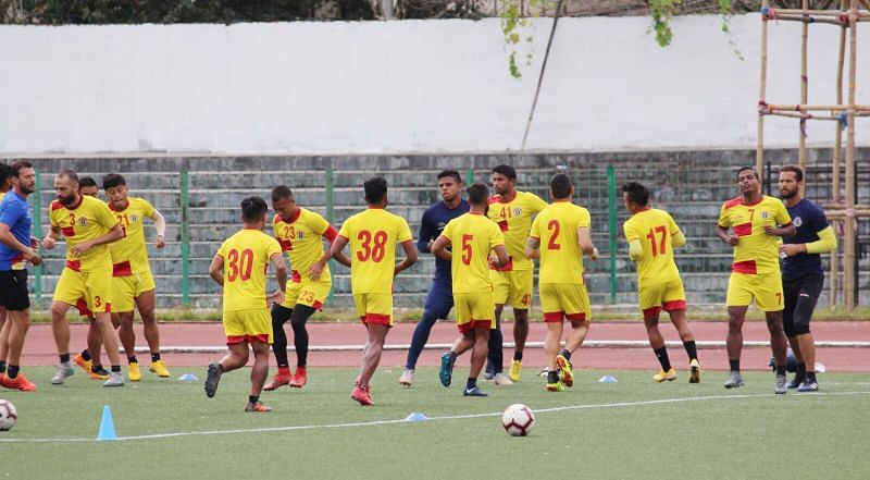 East Bengal will get all the foreigners ahead of their match against Mohun Bagan