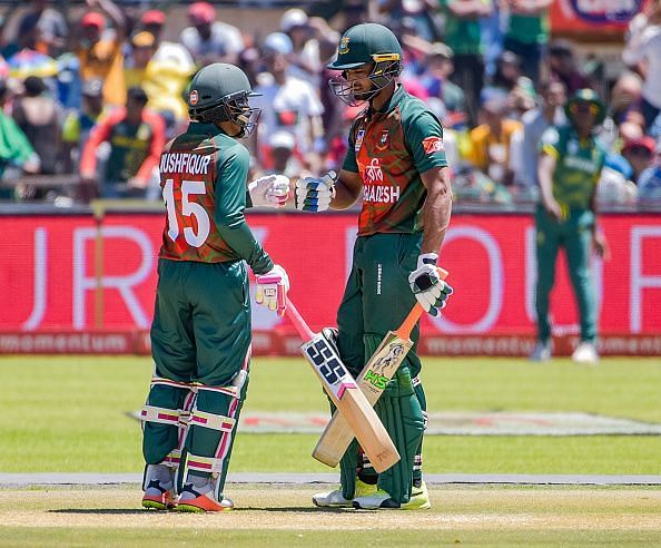 1st Momentum ODI: South Africa v Bangladesh