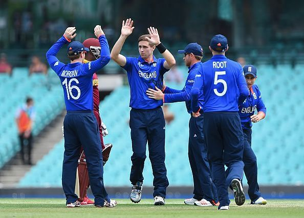 England v West Indies - ICC CWC Warm Up Match