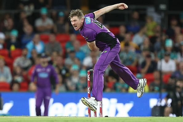 James Faulkner scored the most points in Round 2 of BBL SuperCoach