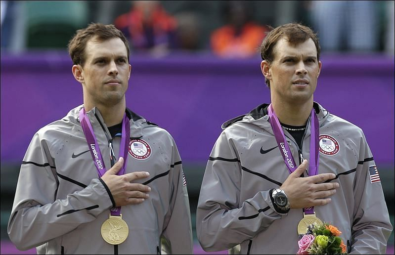 The Bryan brothers have won 23 Grand Slams together