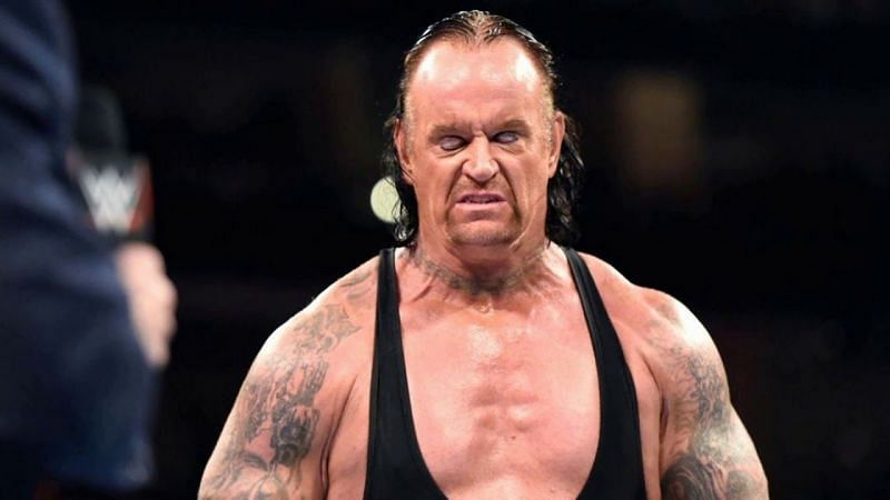 The Undertaker is 54 years old.