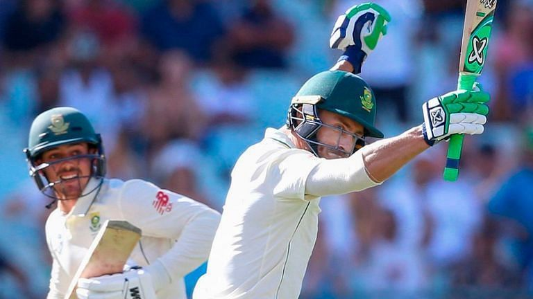 Faf du plessis scored much needed century