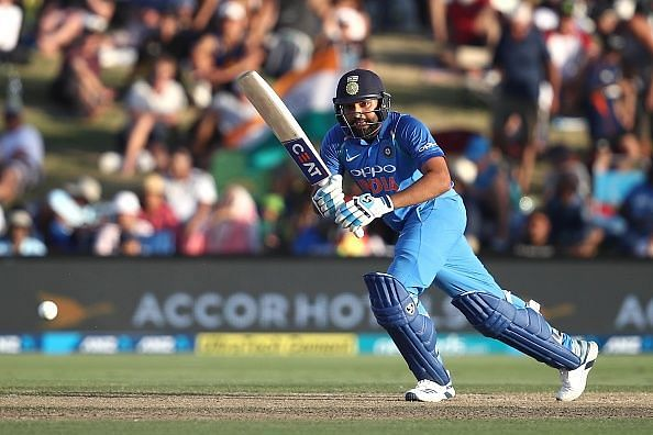 Rohit Sharma will lead the team in Virat Kohli's absence
