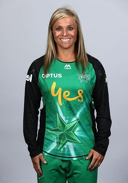 Melbourne Stars WBBL Headshots Session