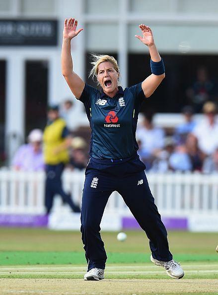 England Women v New Zealand Women - 3rd ODI: ICC Women's Championship