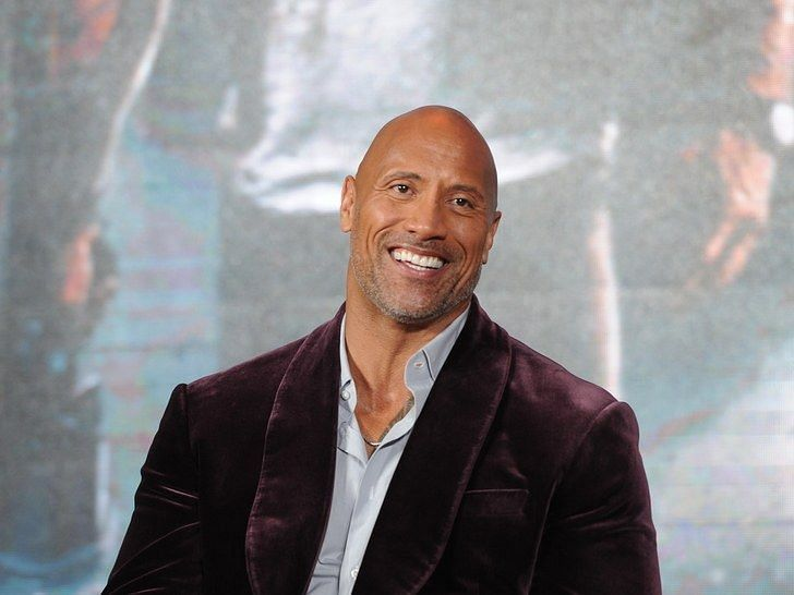 The Rock did admit he was bullied a lot of times