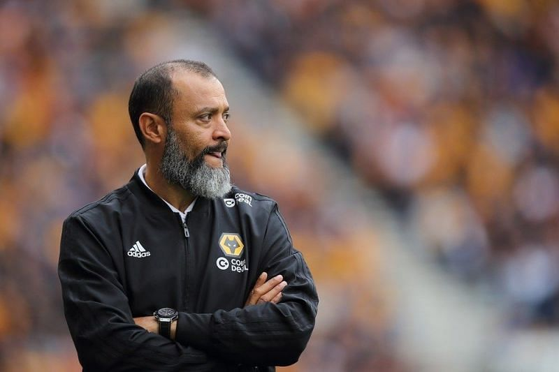 Nuno wants a right back at Wolves.