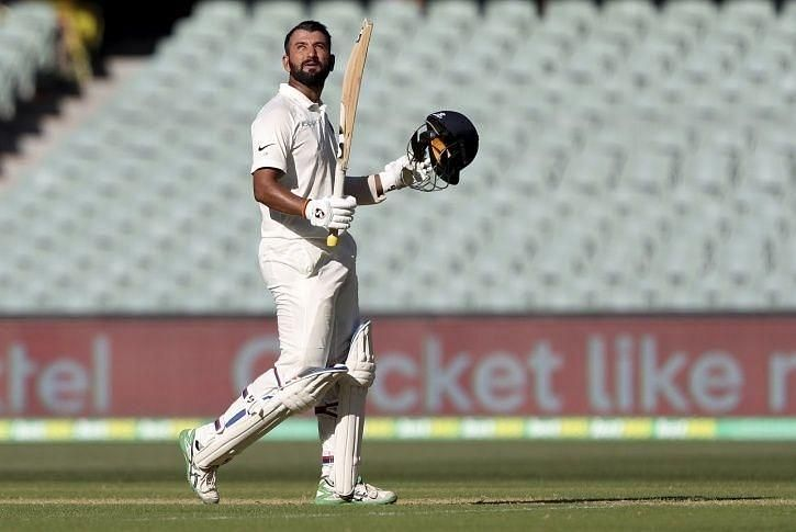 Pujara was the