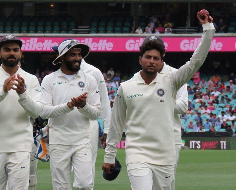 Kuldeep yadhav take 5 wickets Haul