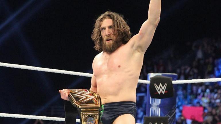 Daniel Bryan is the current WWE Champion