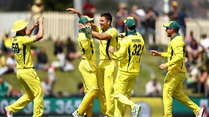 Image result for Australia ODI TEAM