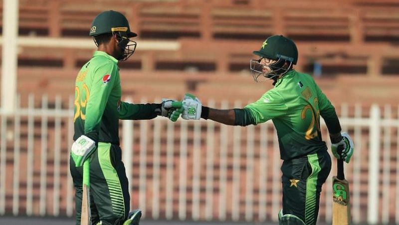Fakhar zaman and Imam-ui-haq scored record breaking opening partnership in ODI