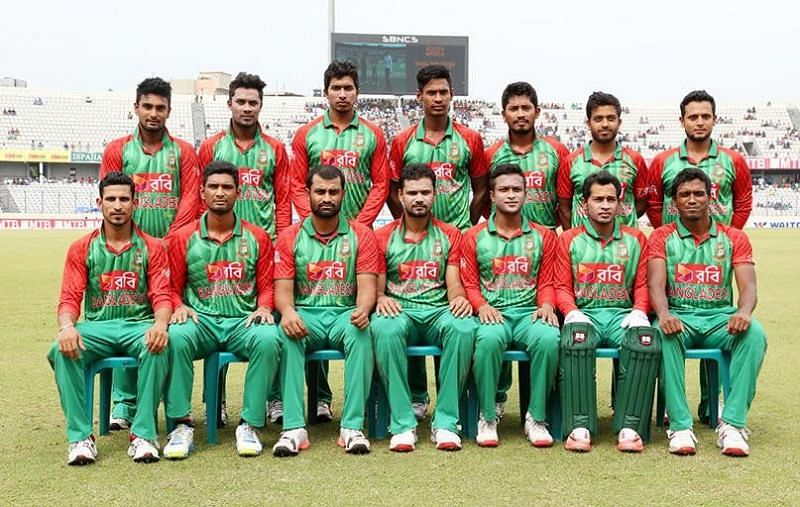 Bangaladesh odi team