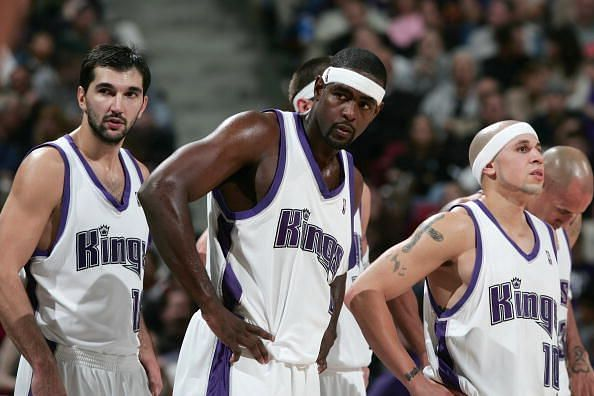 Sacramento Kings are one of the oldest basketball franchisees