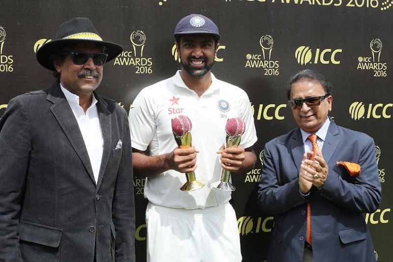 Ravi Ashwin fastest bowler to take 100,200,300 test wickets for India