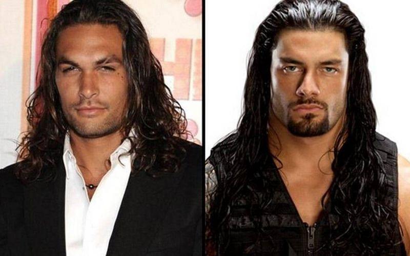 WWE सुपरस्टार रोमन रेंस के हमशक्ल