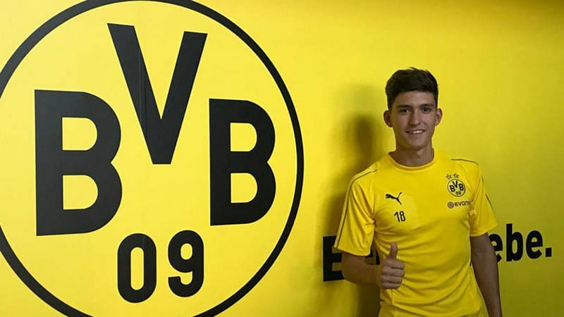 BVB have beaten Juventus to the signing of the Argentine starlet