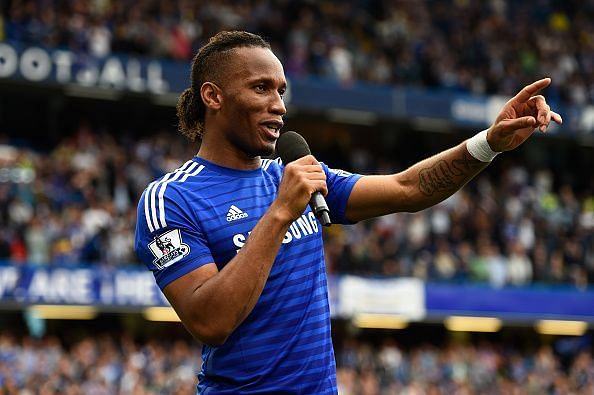 In many ways, Drogba was the perfect striker