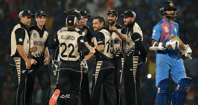 NZ won the match by 1 run