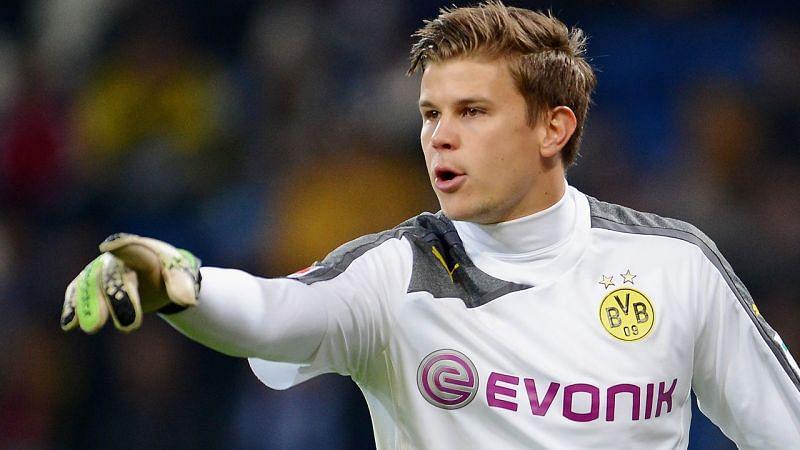 Langerak was Dortmund