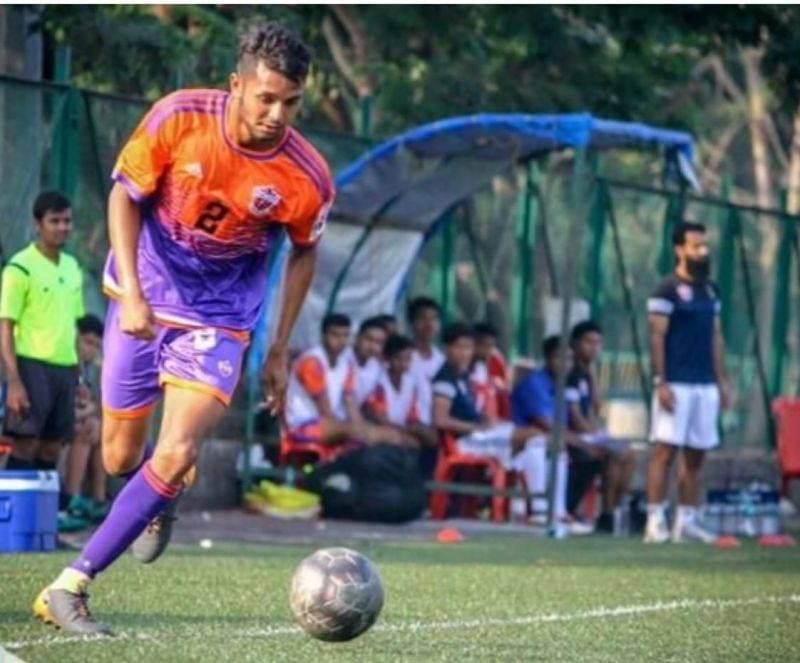 Nikhil Prabhu hopes to go further with FC Pune City in the Elite League