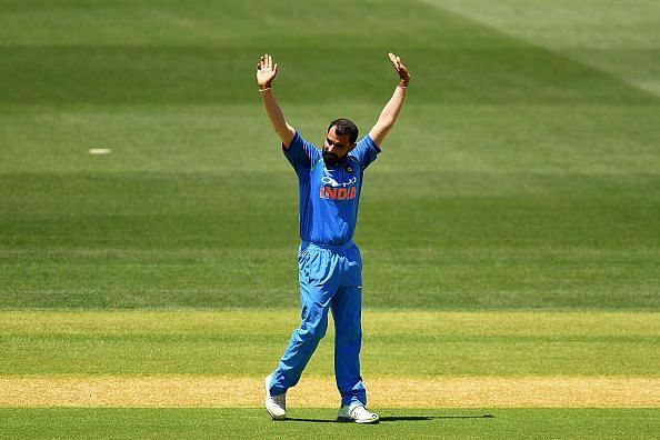 Mohammed Shami has the ability to bowl at more than 145 km/hr