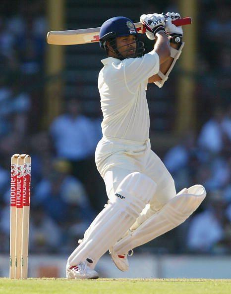 4th Test Australia v India Day One
