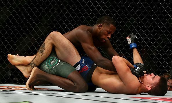 UFC 217: Brown v Gall