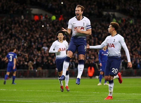 According to the methodology, Harry Kane is worth €200.3m