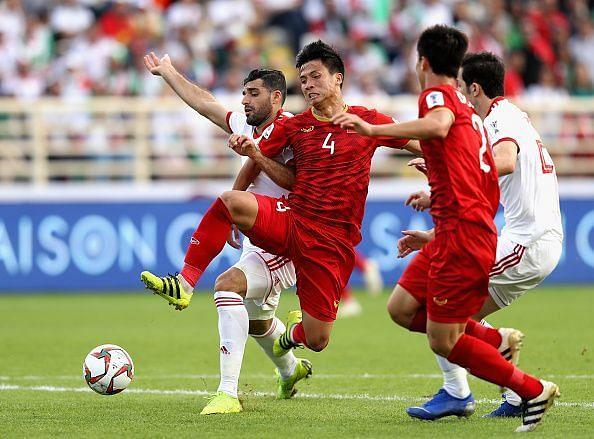 Vietnam v Iran - AFC Asian Cup Group D