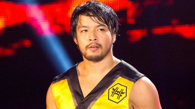Hideo Itami has struggled to make waves, despite being one of Triple H