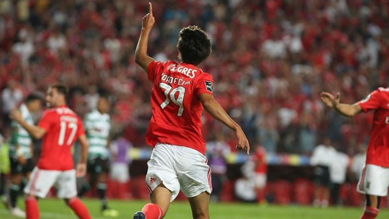 Can Joao Felix follow in the footsteps of Ronaldo?