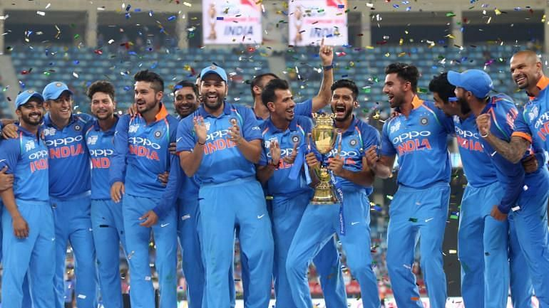 India won their 7th Asia Cup title in 2018