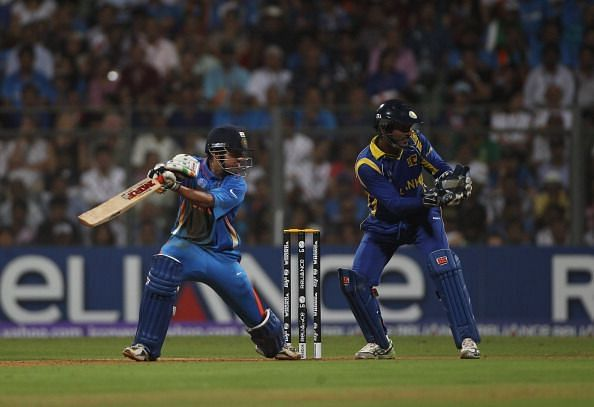 Goutam ambhir leading run scorer in 2011 ICC World Cup Final