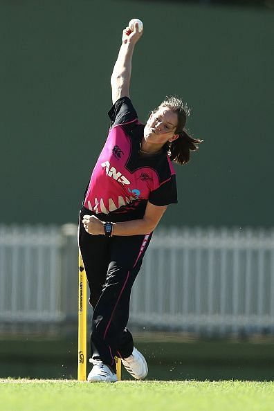CXI v New Zealand - Women's International T20 Warm Up Match