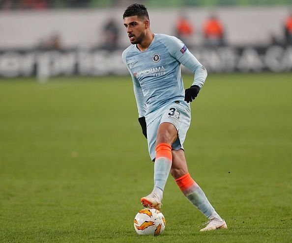 Emerson is being seen as a potential back-up for Sandro